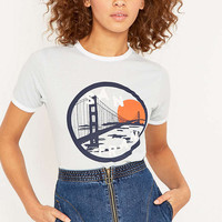 San Francisco Ringer T-shirt - Urban Outfitters