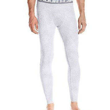 Under Armour Men's HeatGear Armour Printed Compression Leggings