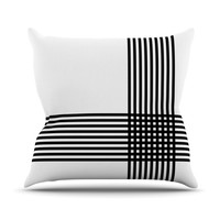 "Trebam ""Krizanje"" Throw Pillow, 26"" x 26"" - Outlet Item"