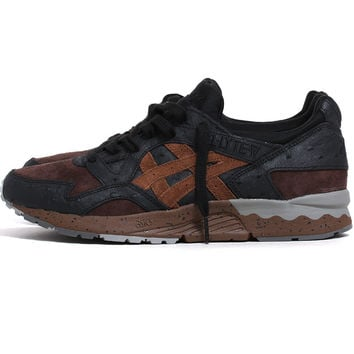Gel-Lyte V 'Tartufo' Sneakers Black / Mid Brown