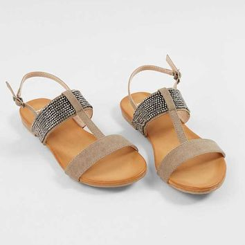 BKE SOLE CAYMAN STRAPPY SANDAL