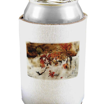 CO Painted Mines Watercolor Can / Bottle Insulator Coolers