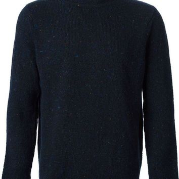 DCCKIN3 Paul Smith speckled roll neck sweater