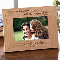 Personalized Photo Frames - Best Is Yet To Be