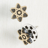 Up and Atom Earrings | Mod Retro Vintage Earrings | ModCloth.com