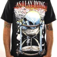 As I Lay Dying T-Shirt - Hourglass
