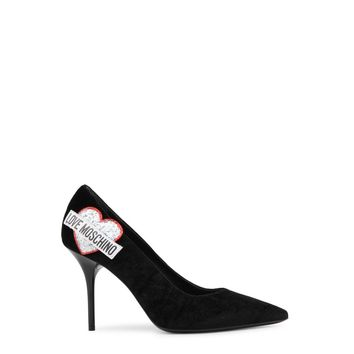 Love Moschino Black Pump