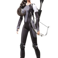 The Hunger Games: Catching Fire Katniss Doll | Barbie Collector