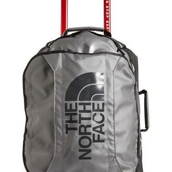 The North Face Men's 'Rolling Thunder' Rolling Carry-On Suitcase - Grey (19 Inch)