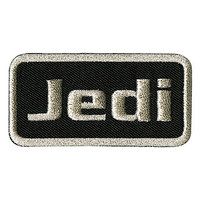Star Wars Jedi Badge Patch