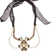Dsquared2 Jewelled Necklace - Nike - Via Verdi - Farfetch.com