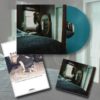 Hotel Books CD + Sea Blue Vinyl Bundle from InVogue Records