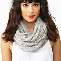 Shredded Infinity Scarf