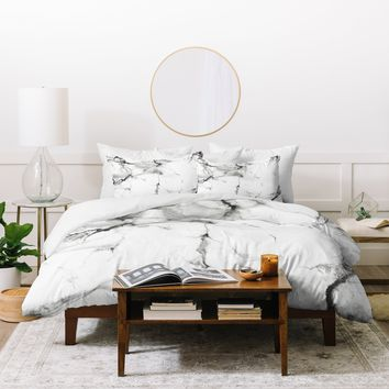 Chelsea Victoria Marble Duvet Cover