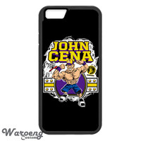 John Cena Cenation Cartoon iPhone 4s iphone 5 iphone 5s iphone 6 case, Samsung s3 samsung s4 samsung s5 note 3 note 4 case, iPod 4 5 Case