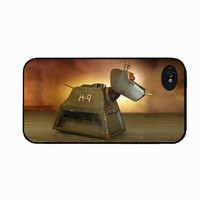 Doctor Who K-9 4 Iphone  case, 4s iphone cover