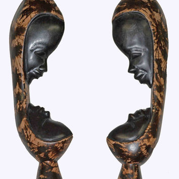 African Art, African American Art, Mother Africa, Wood Carvings, Afrocentric Art, Authentic African Art, Tribal Art, Ethnic Art