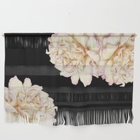 Roses - Lights the Dark Wall Hanging by drawingsbylam