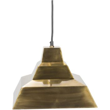 Surya Garrison Gold One-Light Pendant
