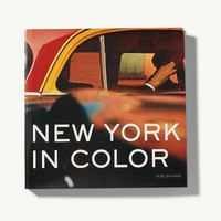 New York In Color Book
