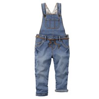 Carter's Denim Overalls - Baby Girl, Size:
