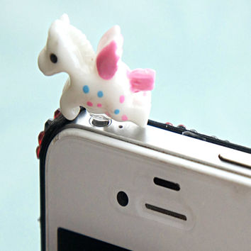 unicorn phone plug