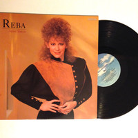 VALENTINES DAY SALE Rare Reba McEntire Sweet Sixteen Lp Album Canadian Pressing 1983 You Must Really Love Me Walk On A New Love Country Viny