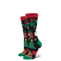 STANCE HOLIDAY HOLWUP WOMENS SOCKS