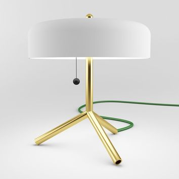 F/K/A Table Lamp - Brass Base - Table - LIGHTING
