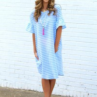 Sailing South Dress | Monday Dress Boutique