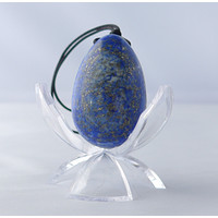 Lapis Lazuli Yoni Egg- Small, Medium or Large