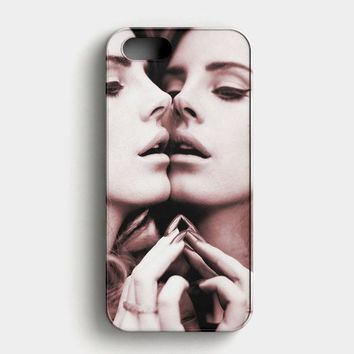 Lana Del Rey Singer iPhone SE Case