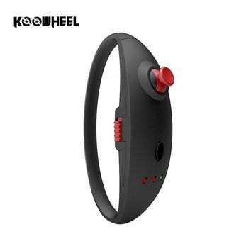 Koowheel 2.4Ghz Wireless Remote Control Portable Controller with Lithium-ion battery for 2nd Onyx Electric Skateboard