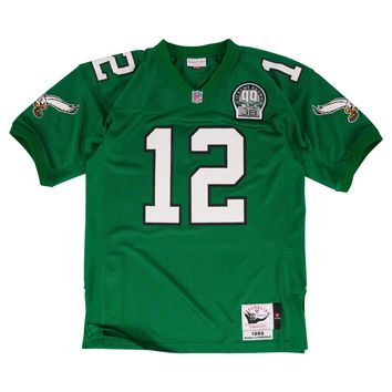 Randall Cunningham '92 Philadelphia Eagles Mitchell & Ness Authentic Jersey
