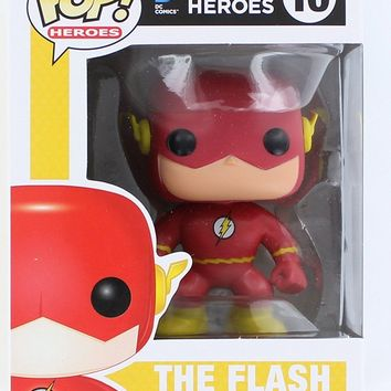 Funko Pop Heroe Flash 10 2248