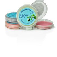 Buddha Nose lip balm exclusively for eyn