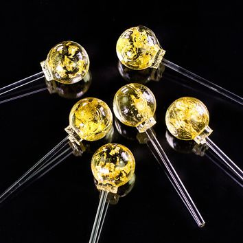 24k Gold Champagne Lollipops | Firebox.com - Shop for the Unusual