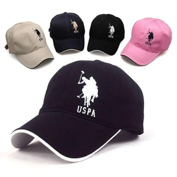 golf snapback baseball cap fitted polo hat for men women,casquette polo,gorras planas