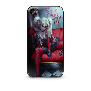 Harley Quinn Batman hq99k Phone Case = 1927945284