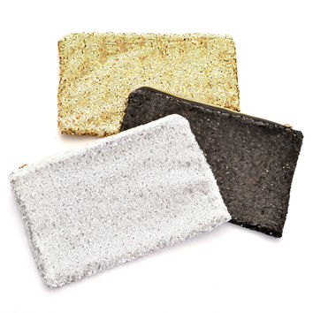 Glitz and Glamour Clutch