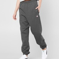 Champion® Reverse Weave Sweatpant - Women's Loungewear in Granite Heather | Buckle