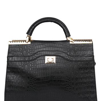 Marissa Handbag- Black
