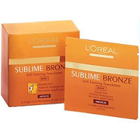 L'Oreal Sublime Bronze Self-Tanning Towelettes Ulta.com - Cosmetics, Fragrance, Salon and Beauty Gifts