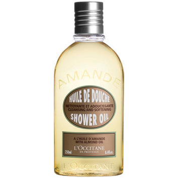 L'Occitane Almond Shower Oil — QVC.com