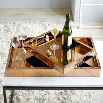 Mirror Tray – Copper