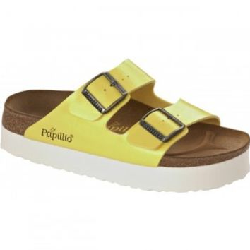 Birkenstock Papillio by Birkenstock Arizona Wedge Platform - Flip Flop Sandal - Birkenstock from Onlineshoe UK