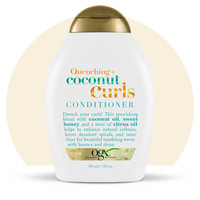 Have you tried coconut curls conditioner?