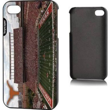 Ncaa Iphone 4 Case- Stadium Image - Texas Longhorns