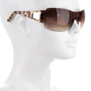 Flamingo Shield Sunglasses