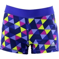 adidas Women's techfit 3'' Mini Geo Vibe Print Compression Boy Shorts | DICK'S Sporting Goods